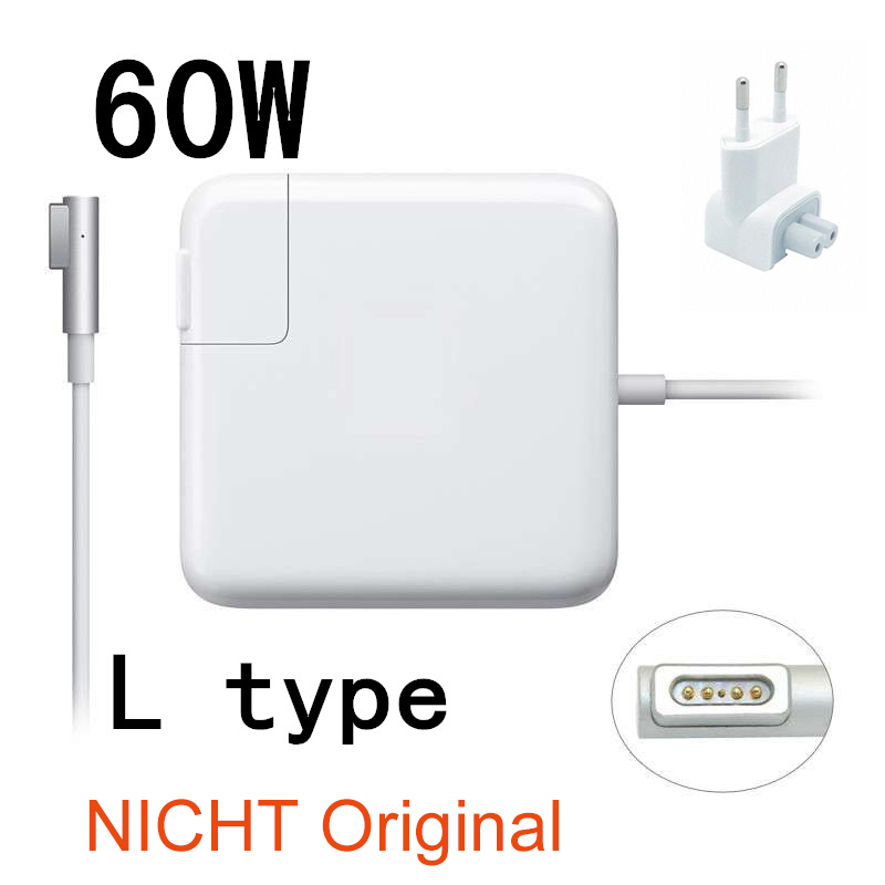 60W MagSafe Apple MacBook 13 Late 2006 Netzteil