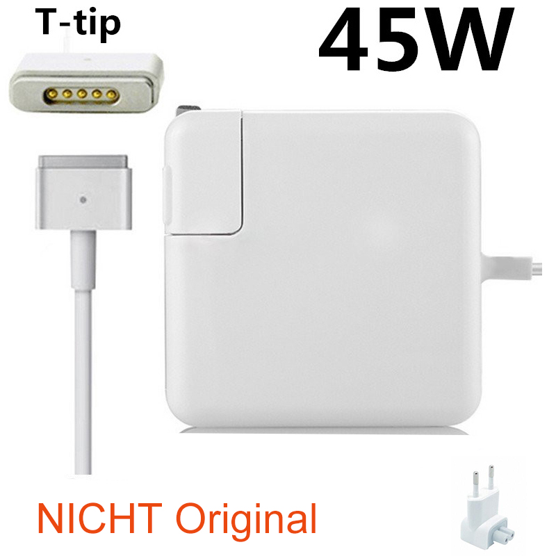 45W MagSafe2 Apple MacBook Air 11 Early 2014 Serie Netzteil